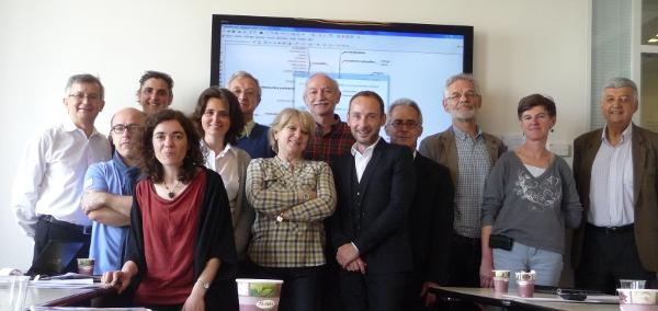 Diag ESS groupe de travail pablo santamaria irina jaubert RSE CSR PARTIES PRENANTES
